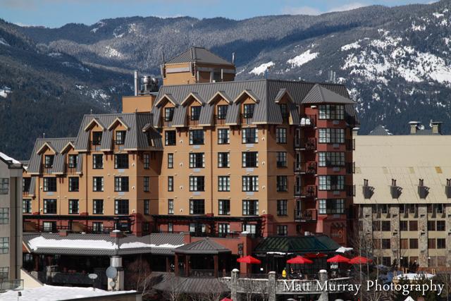 Hotel In Whistler
