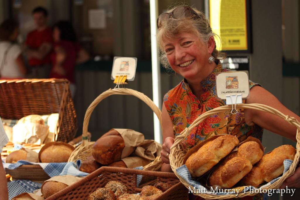 Farmers Market In Whistler