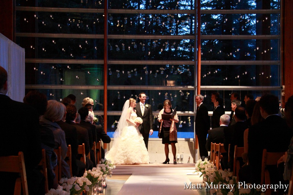 Whistler SLCC Wedding Ceremony