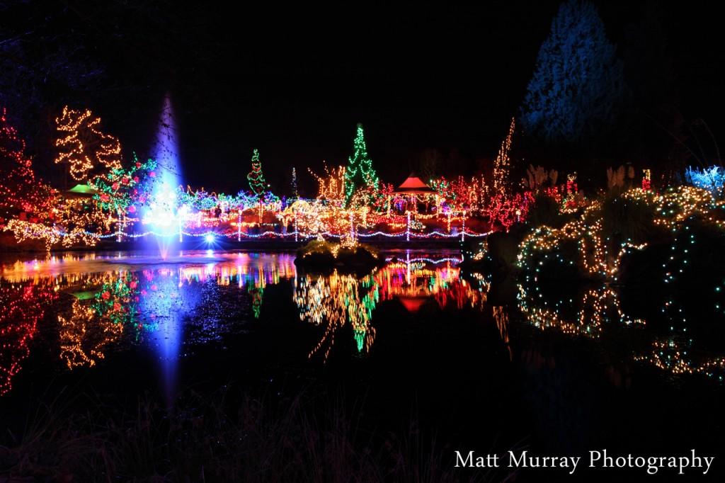 Vandusen Botanical Gardens Vancouver BC
