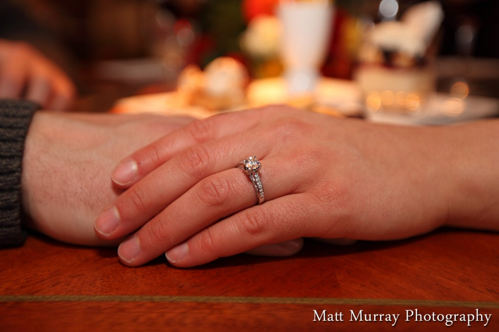 Detail Photography Engagement Proposal