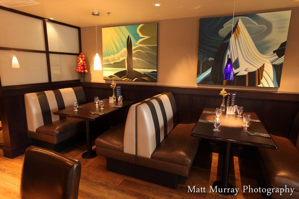 Luxury Restaurant Location