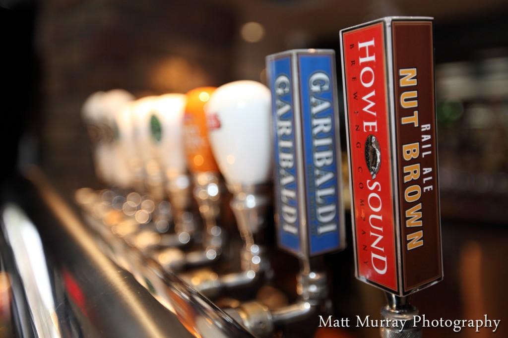 Restaurant Beer Bar Taps