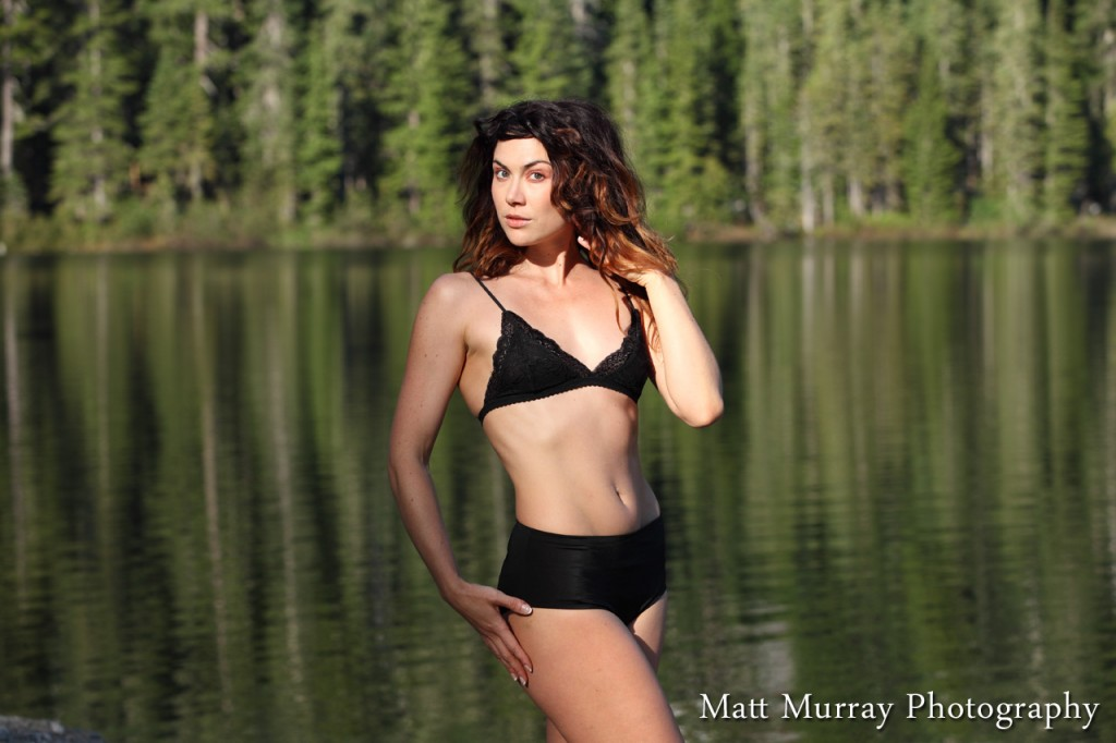 Fashion Photography In Whistler