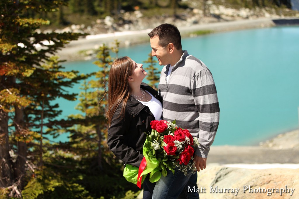 Engagement Proposal Whistler Mountain