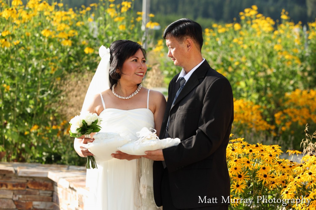Summer Whistler Wedding
