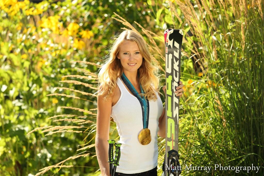 Whistler Athlete Portrait