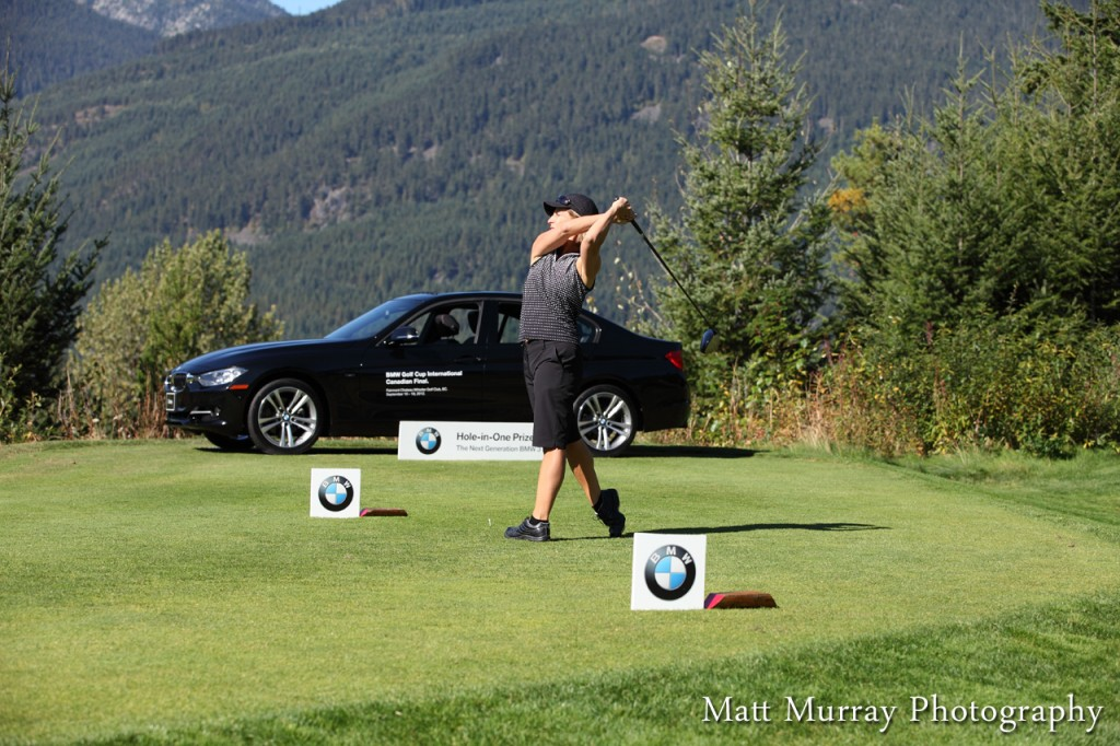 Whistler Golf Corporate Event