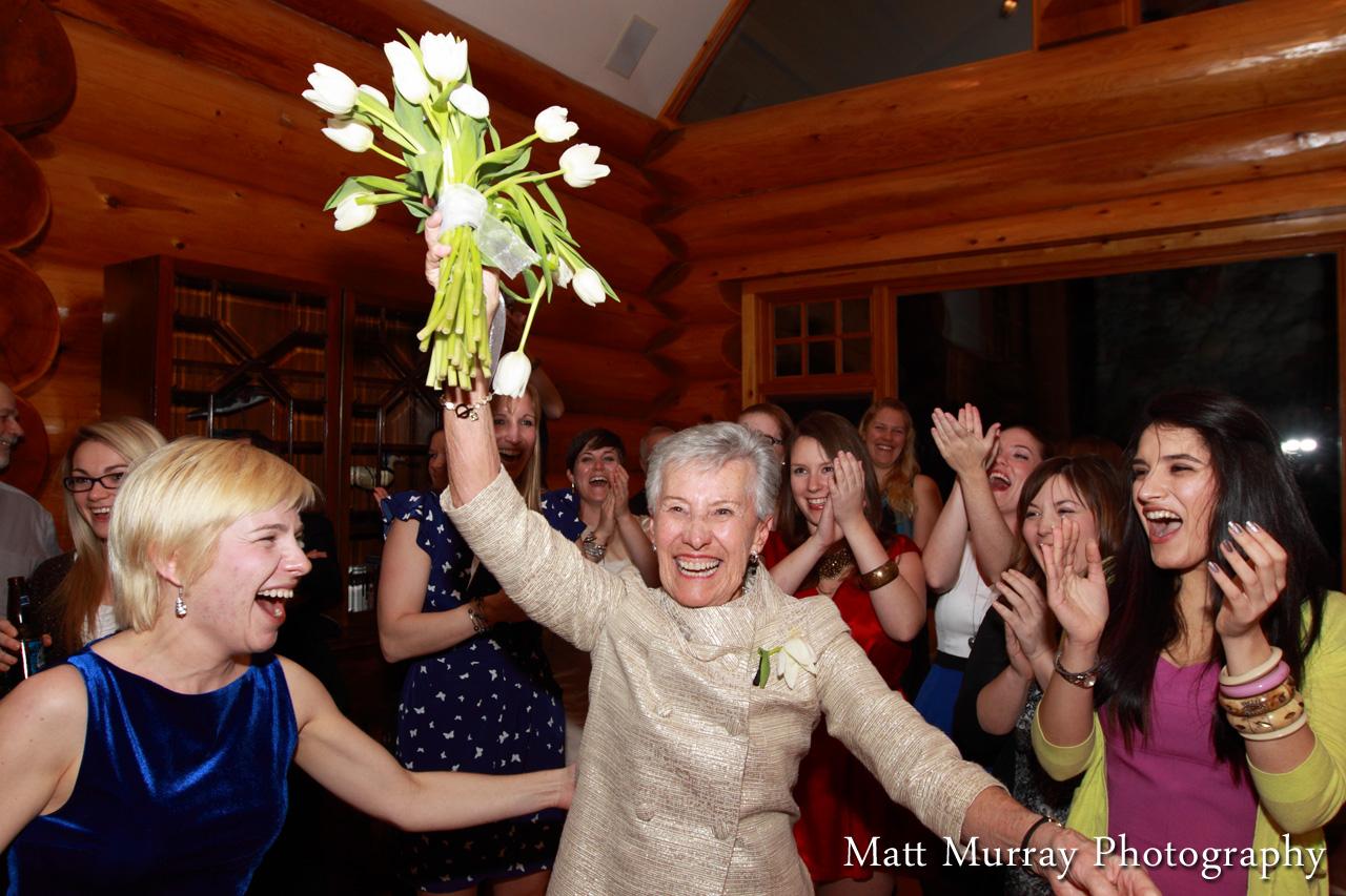 Nicklaus North Whistler Wedding