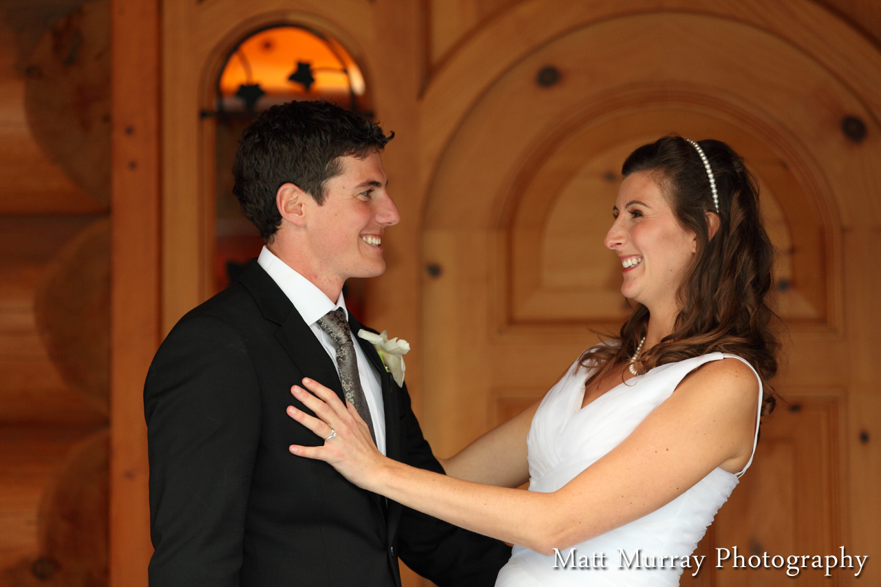 Wedding Nicklaus North Whistler