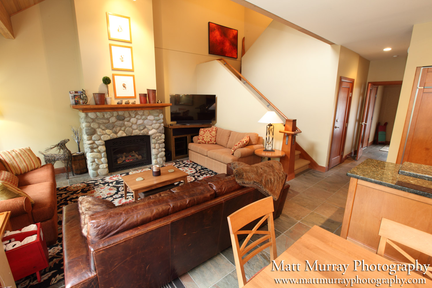 Whistler Accommodation Rental Photography
