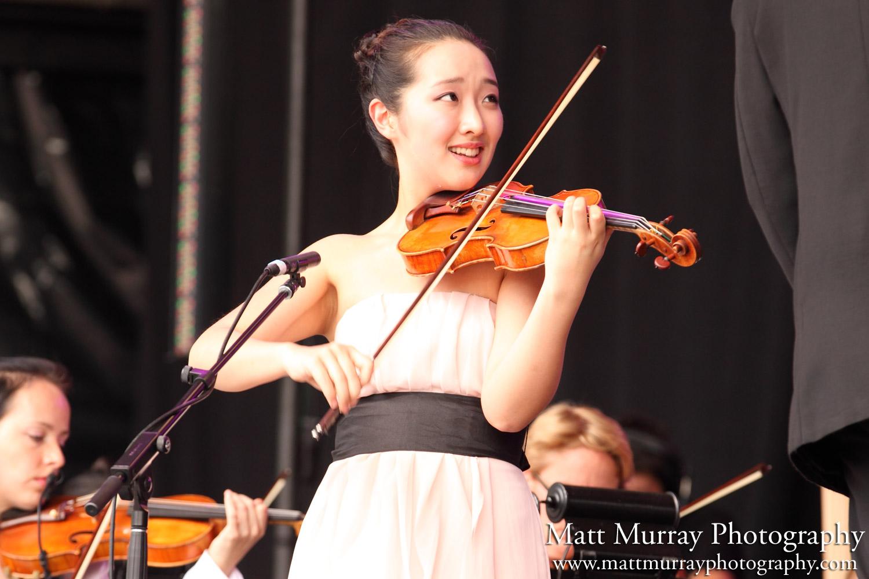 Doreen Dasol Yun - Vancouver Symphony Orchestra