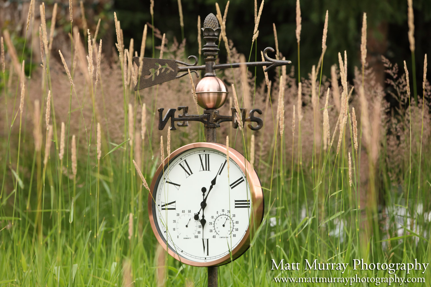 Nicklaus North Whistler Time Clock