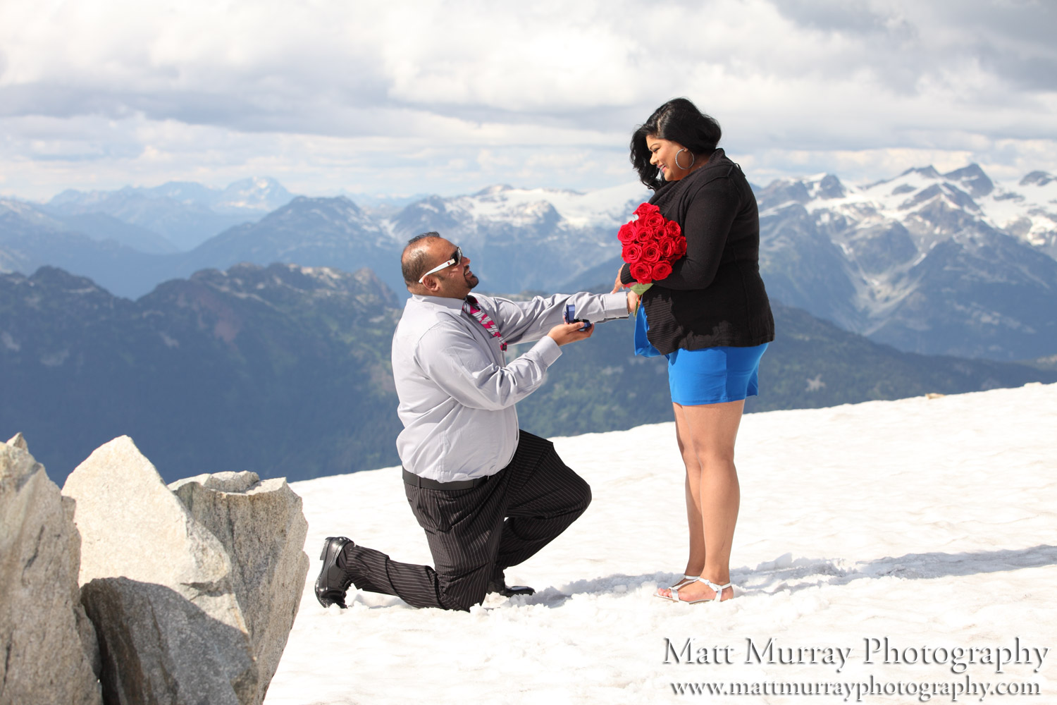Whistler Helicopter Engagement Proposal