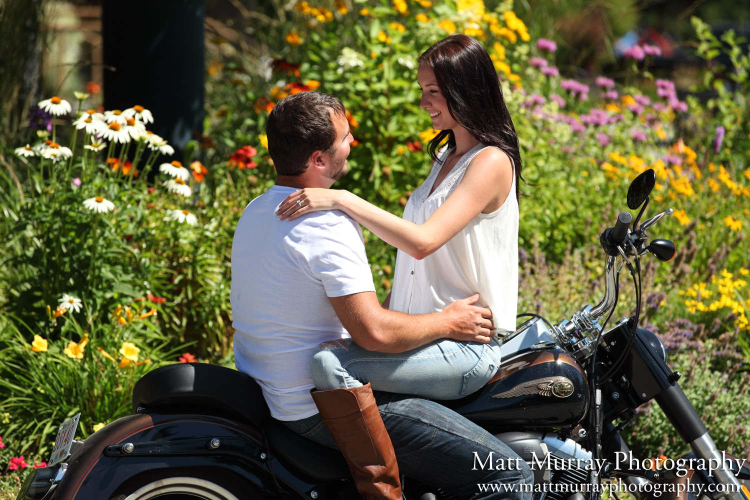 Engagement At Nicklaus North Whistler