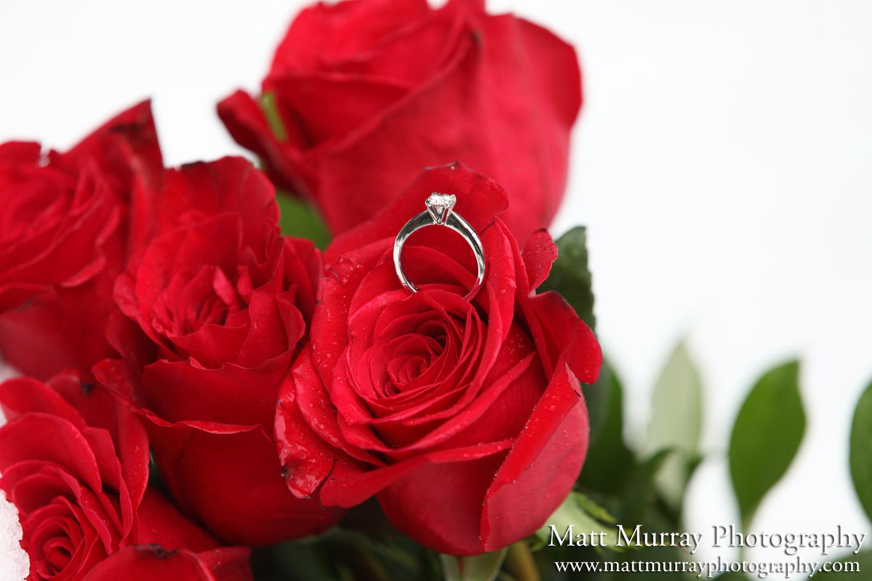 Whistler Engagement Proposal Ring Detail