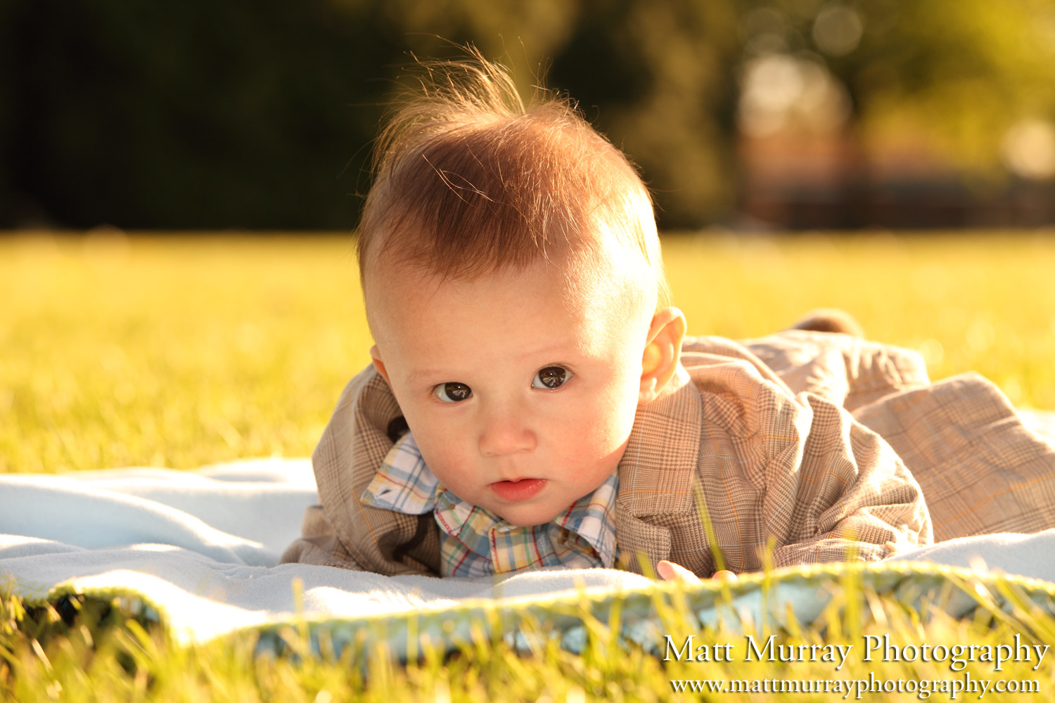 Vancouver Baby Portraits Photography Service