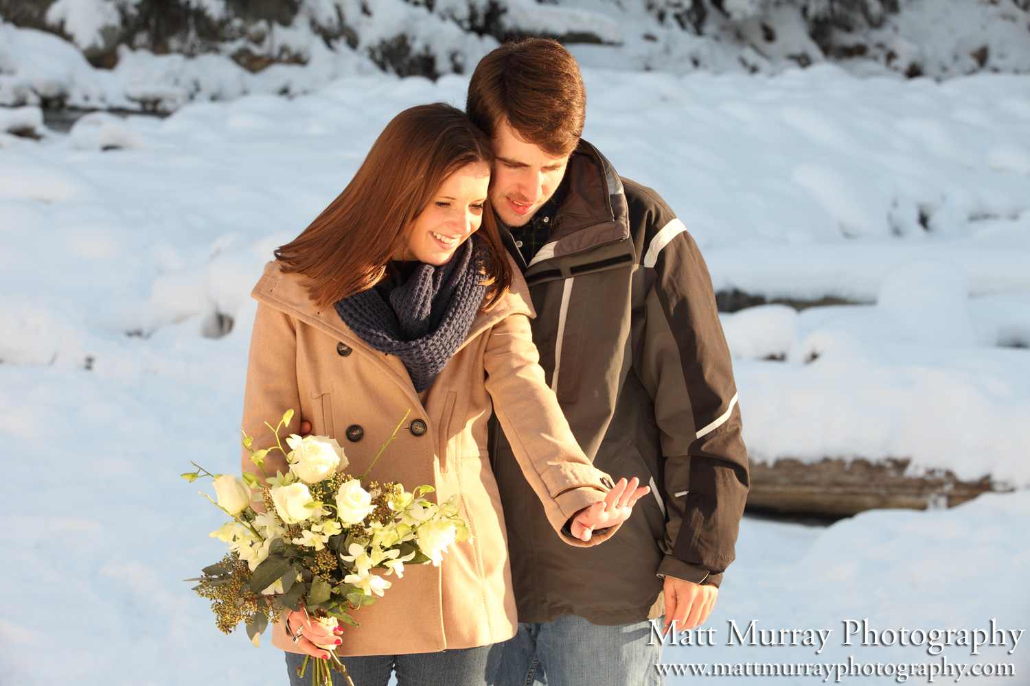 Whistler Engagement Proposal During Winter