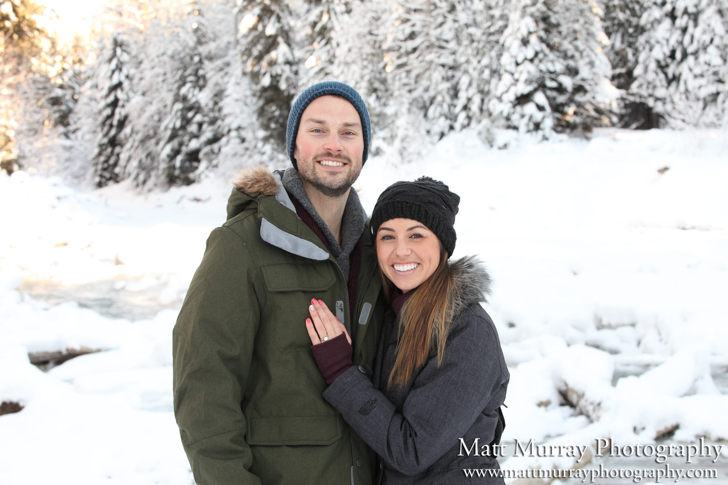 Whistler Winter Engagement Proposal